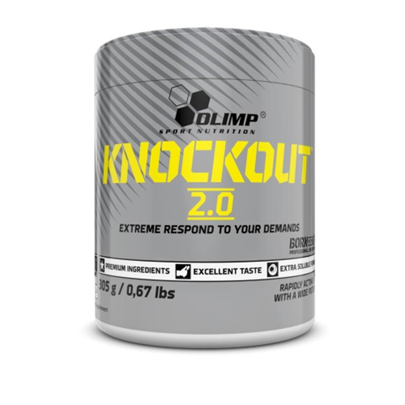 Pré-treino Knockout 2.0