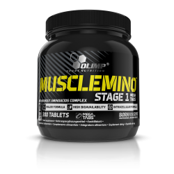 MuscleAmino Stage 1 - 300comp
