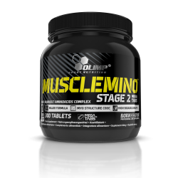 MuscleAmino Stage 2 - 300comp