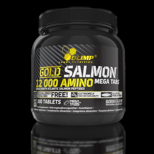 Gold Salmon 12000 - 300comp
