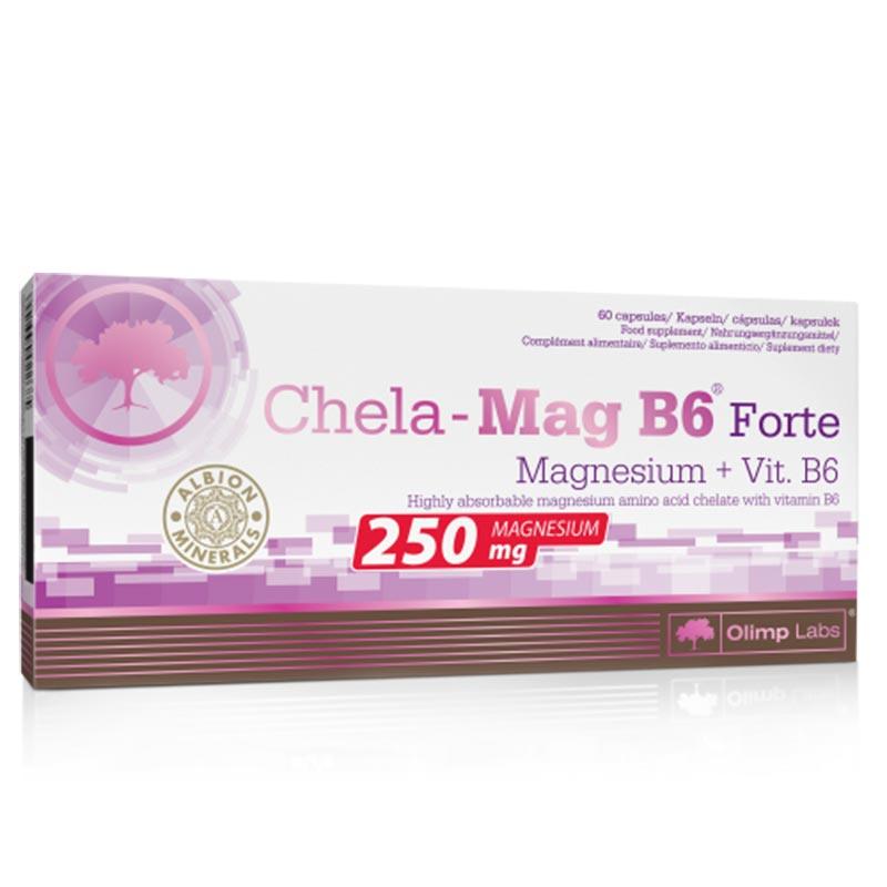 Chela-Mag B6 Forte da Olimp Labs