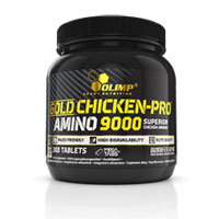 Gold Chicken-Pro Amino 9000 - 300comp
