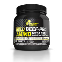 Gold Beef-Pro Amino - 300comp