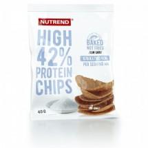 Batatas de Proteina com Sal