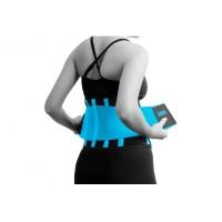 Cinta Adelgaçante modelo Azul