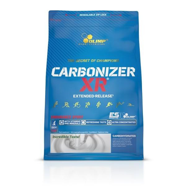 Carbonizer XR da Olimp - absorção progressiva de hidratos com Electrólitos
