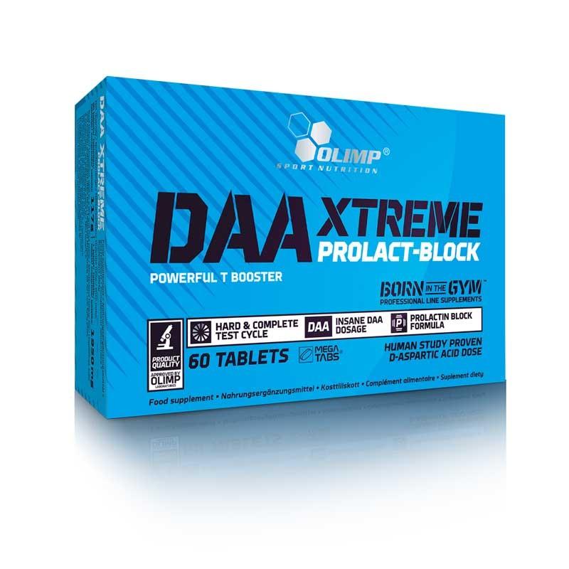 DAA Xtreme Prolact-Block 60 comprimidos