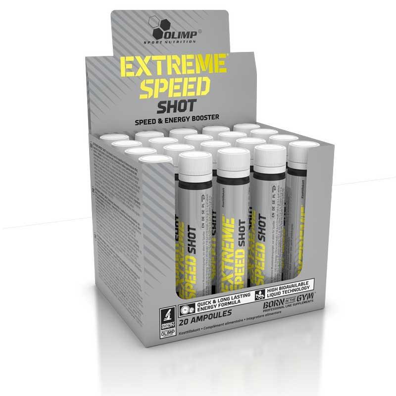Ampola de Energia Extreme - Extreme Speed Shot - 25ml