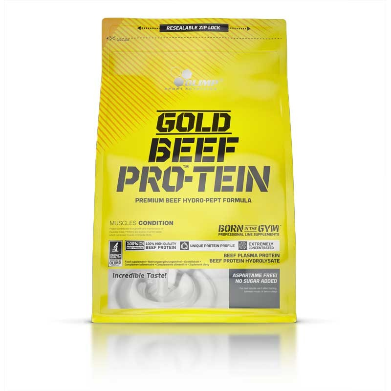 Gold Beef Pro - Proteína de Carne Premium