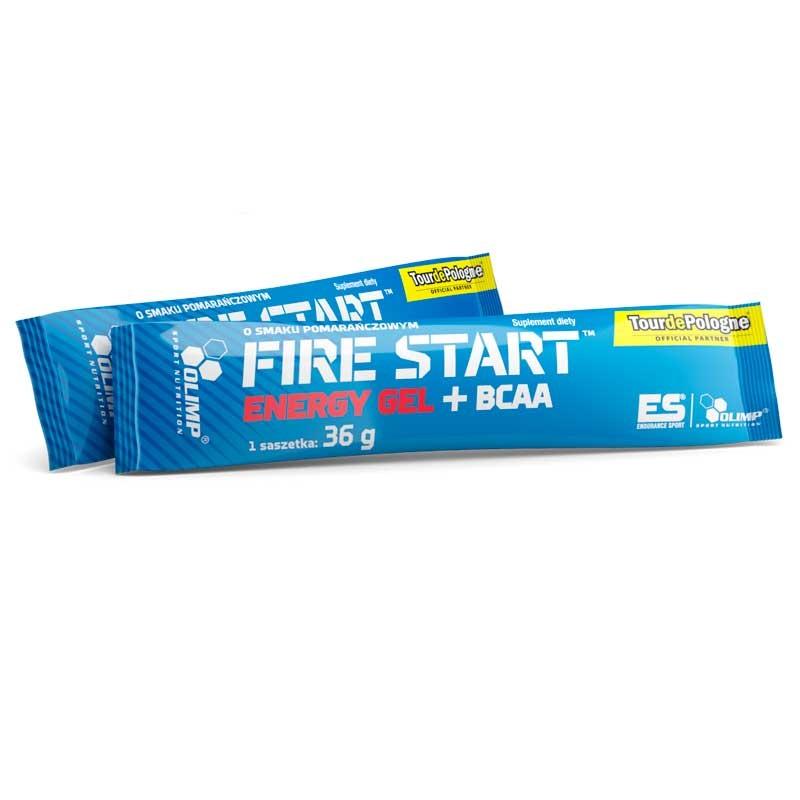 Gel Fire Start - Edição Especial com BCAAs