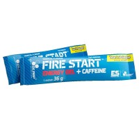 Gel Fire Start com cafeína - 36g