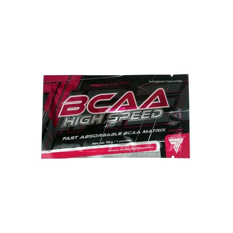 Saqueta com 10 gramas de BCAA de Asimilação Imediata