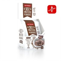 Caixa Expositora com 5 Saquetas Monodose do Protein Porridge