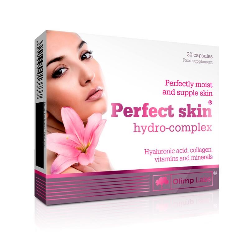 Pele Perfeita e Elástica - Perfect Skin - 30caps