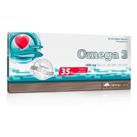 Omega 3 - 60 drageias