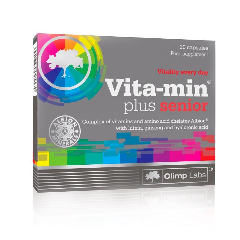 Vita-min Plus Senior - 30caps