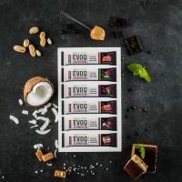 Barras EVOQ Mix - 6x60g