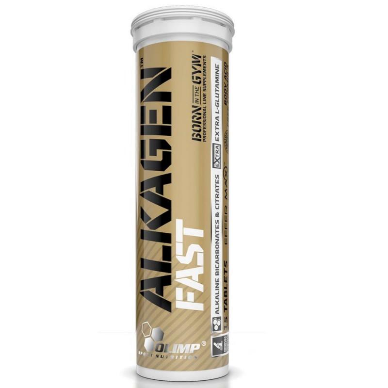 Alkagen Fast 15 pastilhas Efervescentes