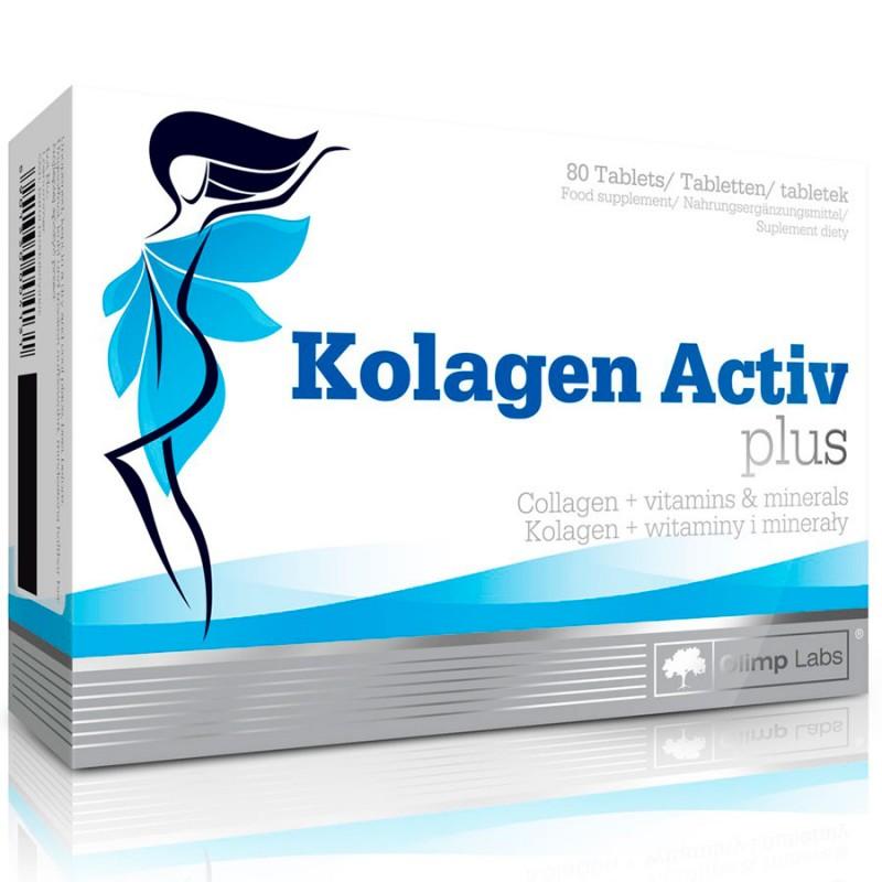 Colagénio Activ Plus com Vitaminas e MInerais - Pastilhas Mastigáveis