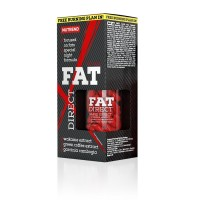 Fat Direct - 60drageias liquidas