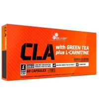 CLA com Chá Verde e Carnitina - 60caps