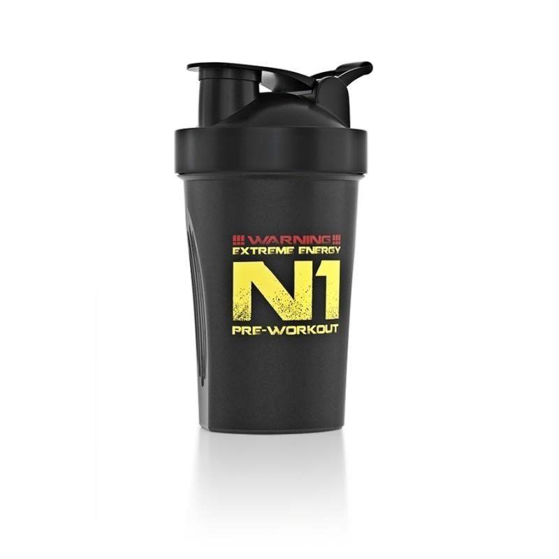 Shaker N1 da Nutrend com capacidade para 400ml