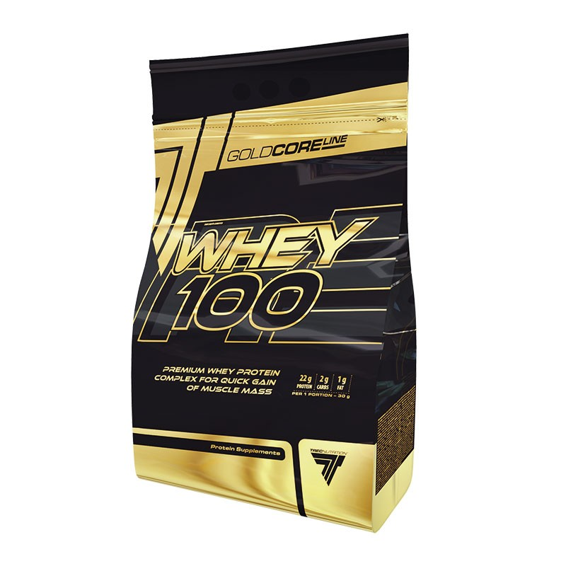 Gold Core whey 100 - Edição Limitada