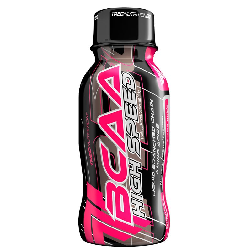 Shot de 100ml de BCAAs High Speed 2:1:1