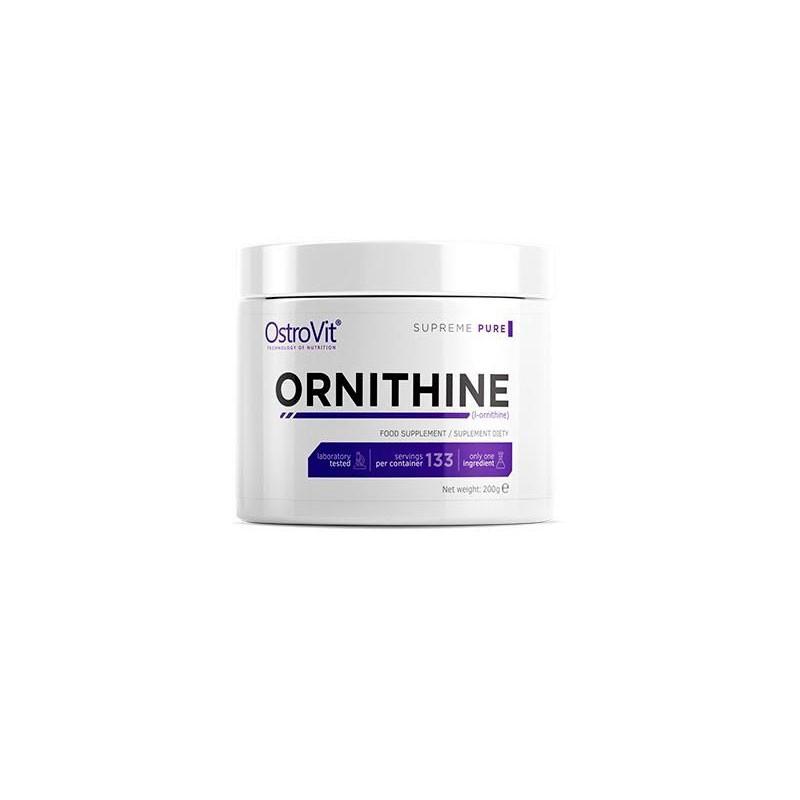 200g do Aminoácido L-Ornitina 100% puro