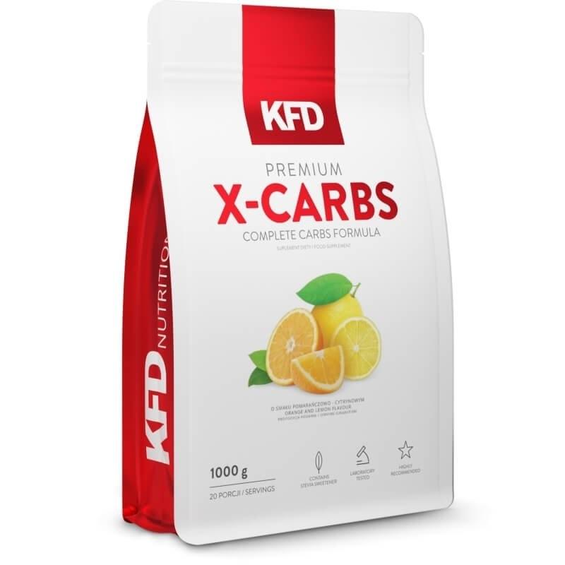 Premium X-Carbs 1000g da KFD