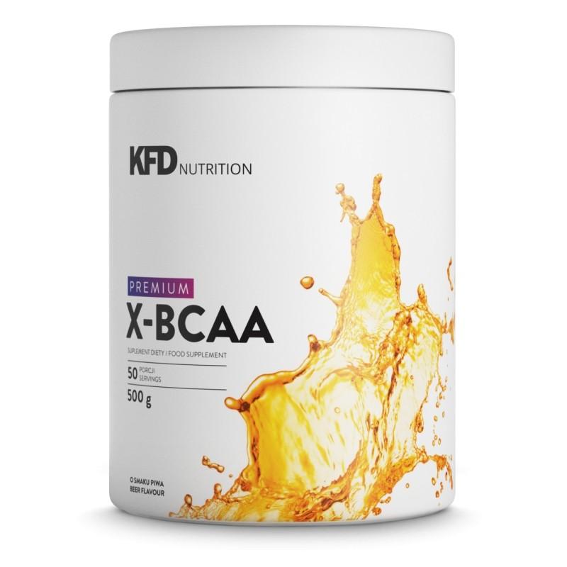BCAAs Premium X com Glutamina e Beta Alanina