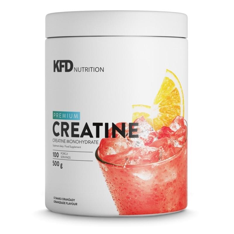 Creatina Monohidrato da KFD 500g com sabores