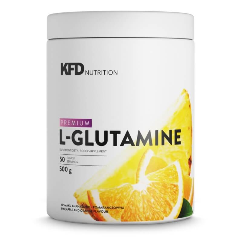 Glutamina Premium com 500g