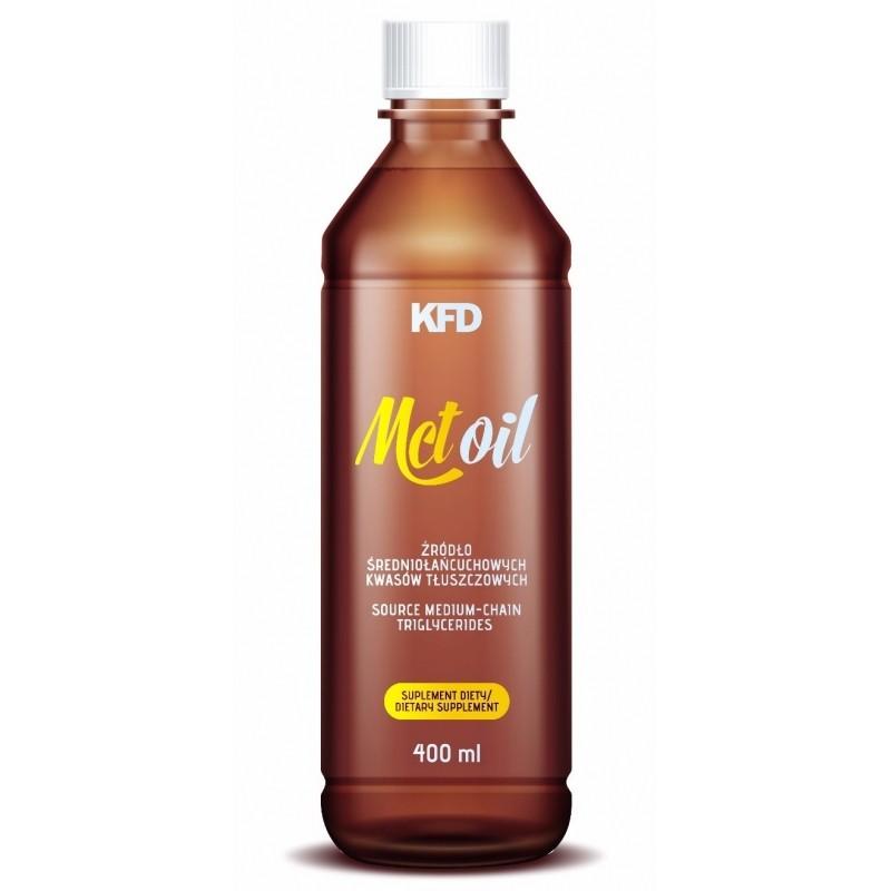 Óleo MCT com 400ml da KFD