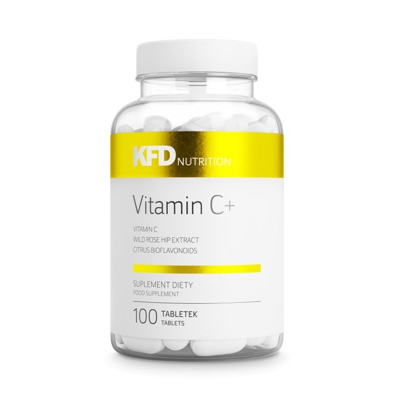 Vitamina C em 100 comprimidos