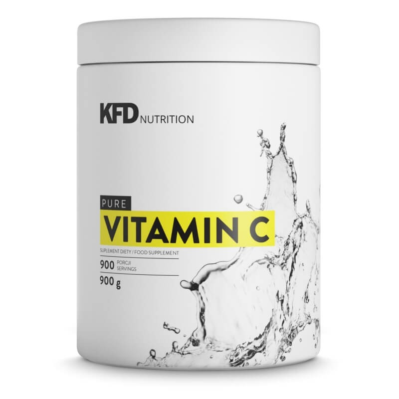 Pura Vitamina C com 900g
