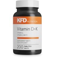 Vitamina D3 mais K2 - 200comprimidos