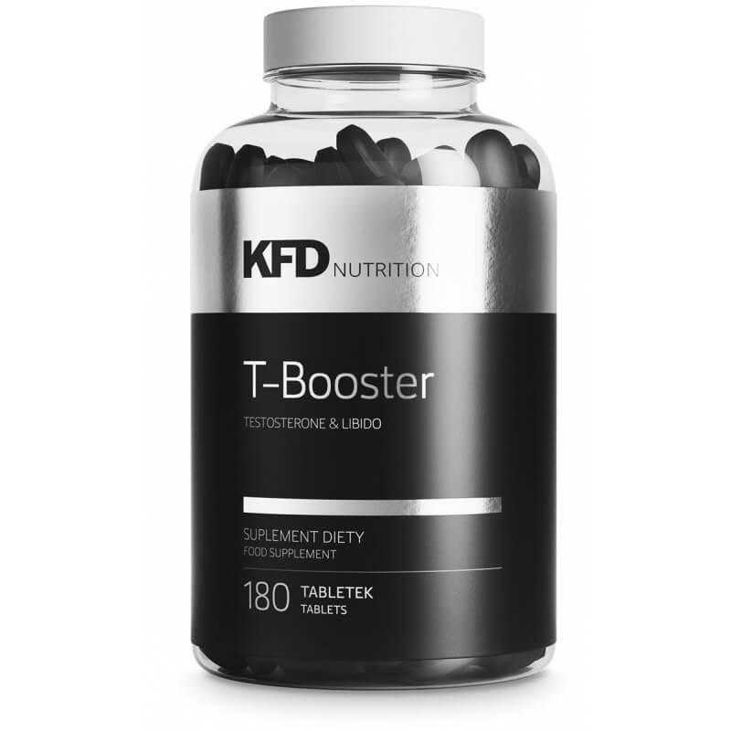 T-Booster para 30 dias