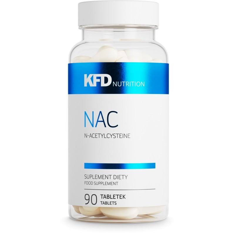 N-Acetilcisteina (NAC) em comprimidos