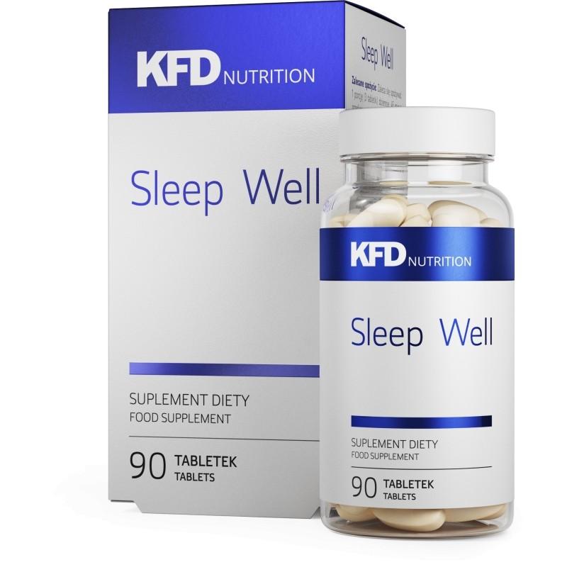 Fórmula para dormir - Sleep Well - para 30 dias