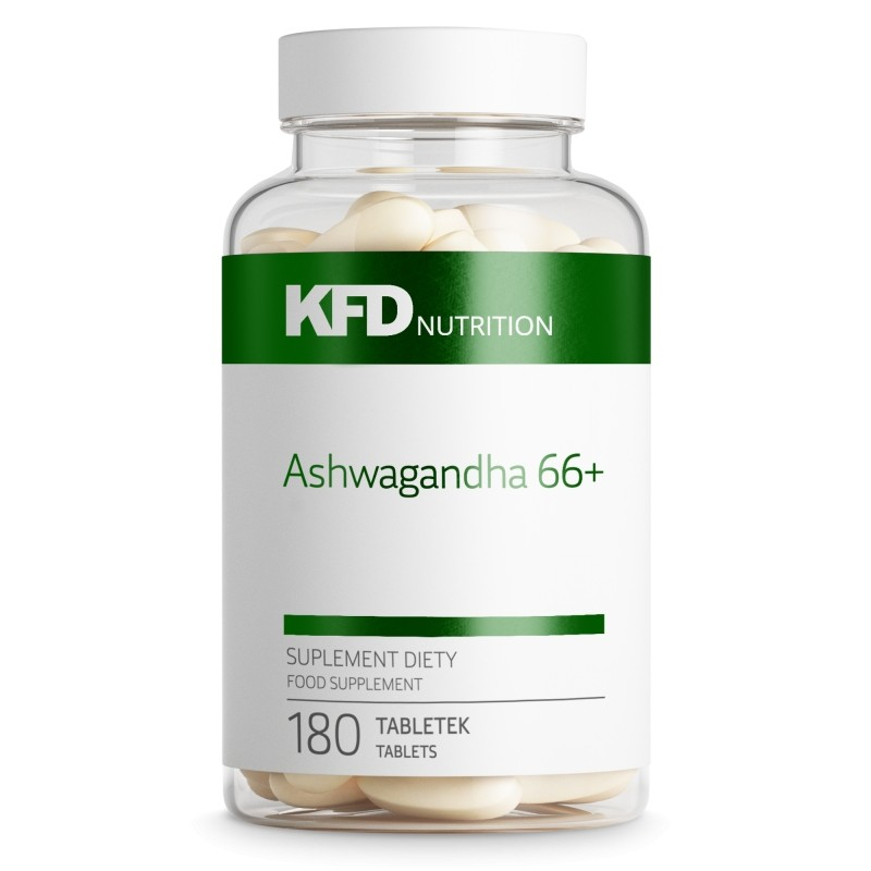 Ashwagandha Forte - 180 comprimidos