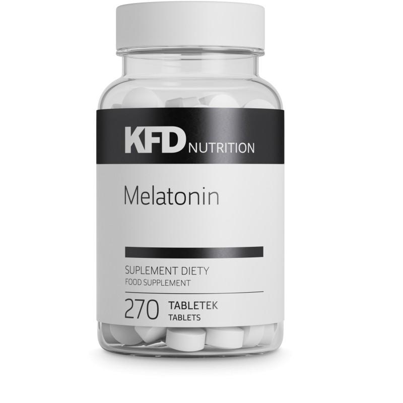 270 porções da Hormona Natural Melatonina