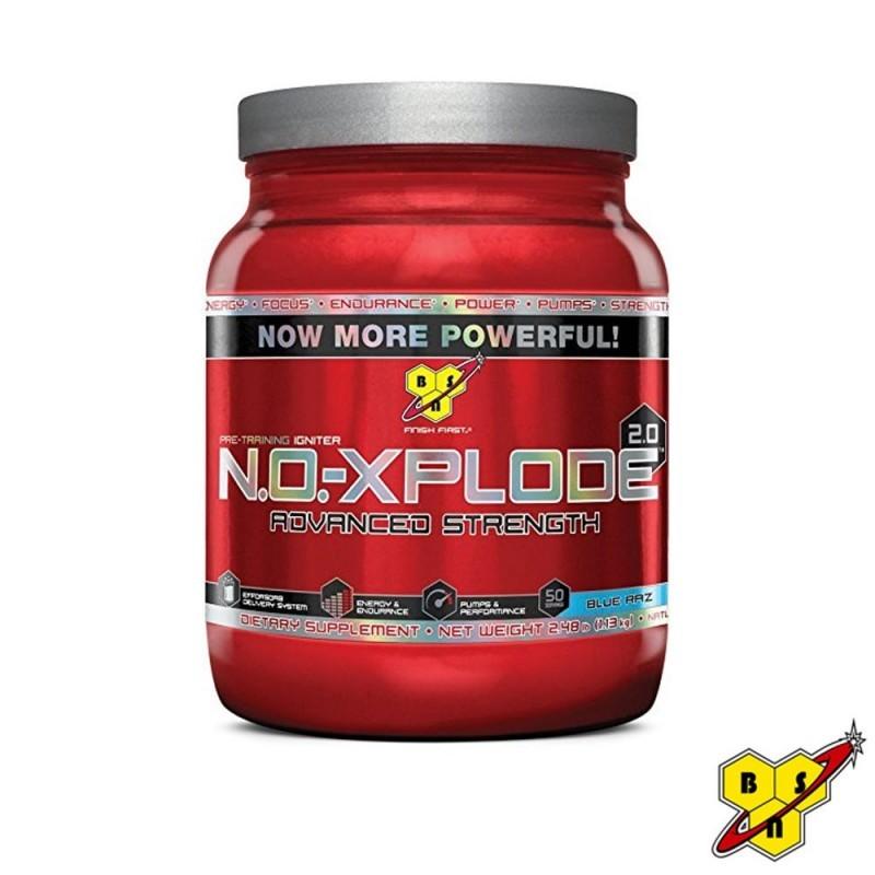 NO-Xplode versão mais recente 3.0 com 1000g - 55 doses