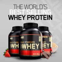 100% Whey Gold Standard - 2273g