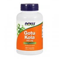 Gotu Kola 450mg - 100vcaps
