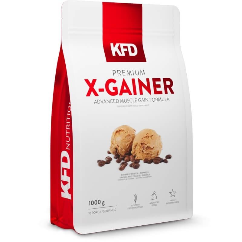 Premium X-Gainer 1000g - Fórmula Avançada de Absorção Progressiva
