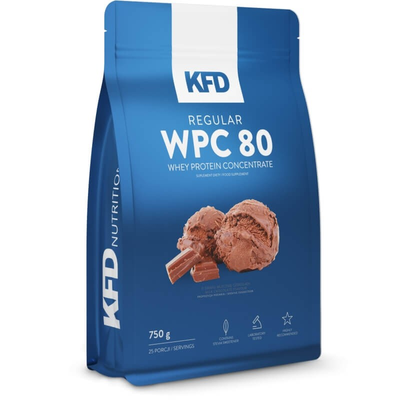 Proteína Whey Regular sem Lactose
