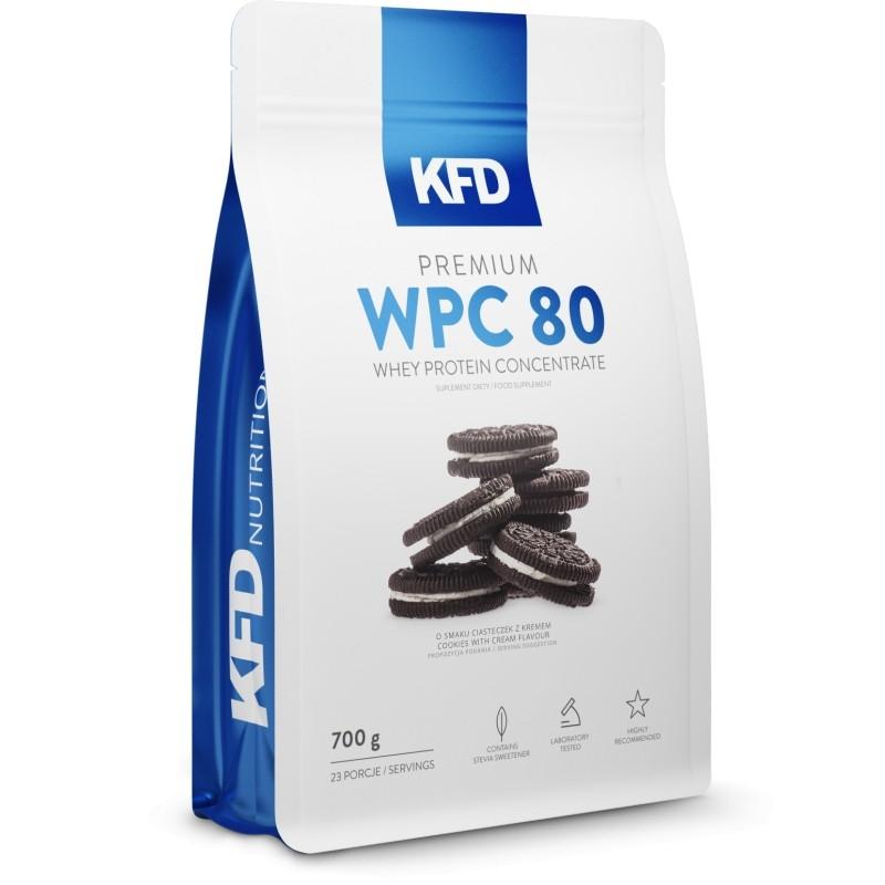 Proteína Whey Premium Concentrada da KFD
