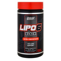 Lipo 6 Black Ultra Concentrado - 70g