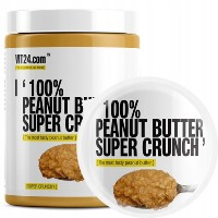 Manteiga de Amendoim Super Crunch - 900g